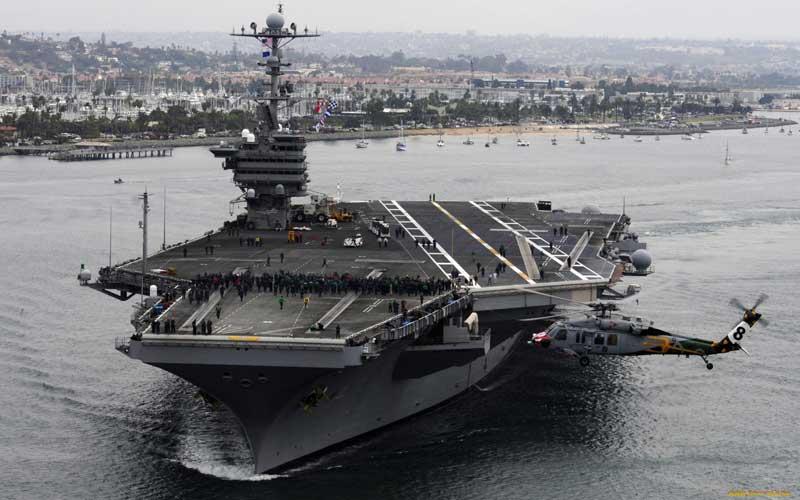 ВМФ США подозревают в использовании пиратского ПО
