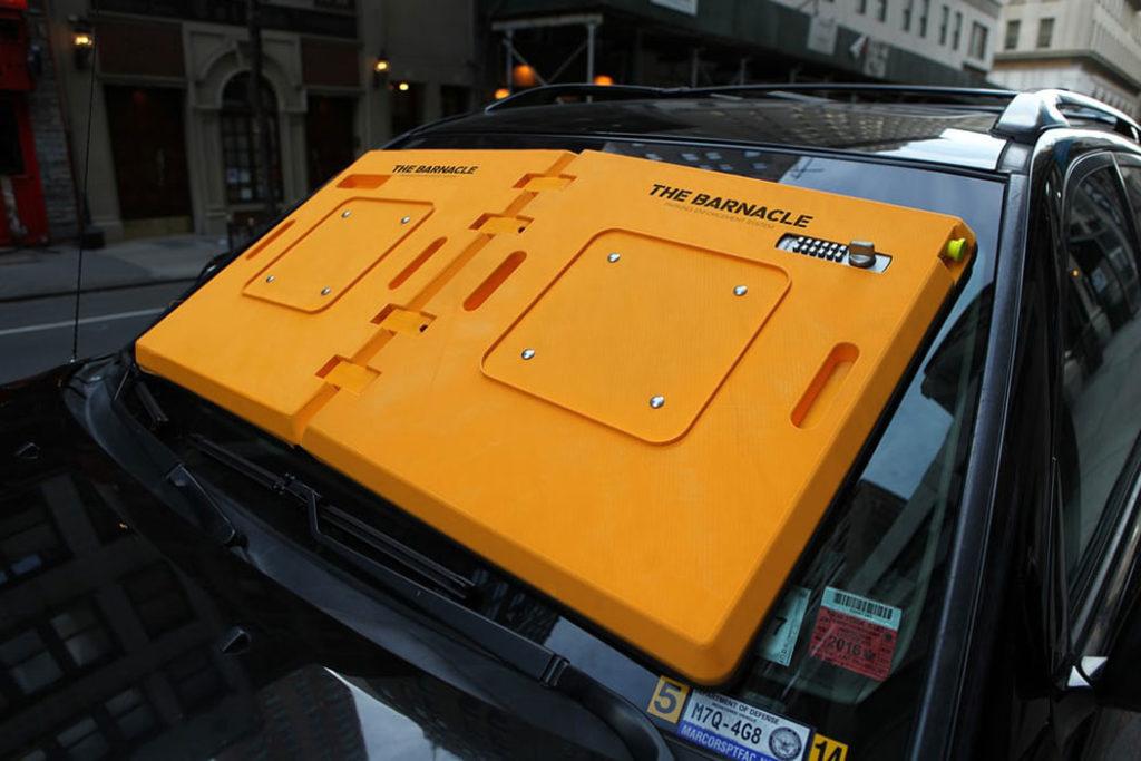Полиция будет использовать блокираторы стекла