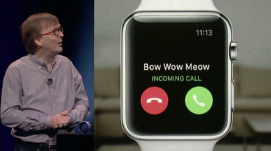 Apple Watch автоматически звонят в службу спасения