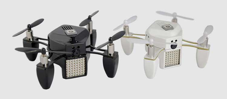 На смену палкам для селфи пришли дроны