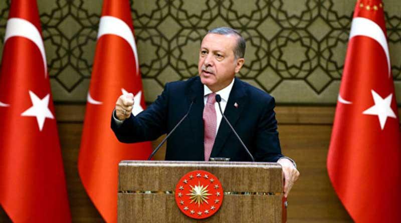 Эрдоган: ввести войска в Сирию, конец правлению Асада