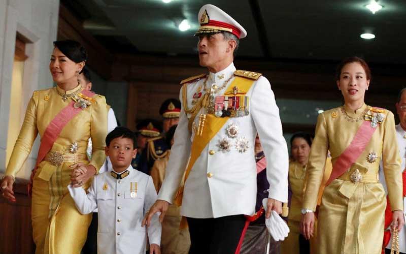 Королём Таиланда стал Маха Вачиралонгкорн