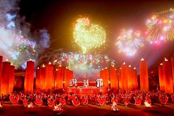 Туризм подарил Китаю $61 млрд на Новый год
