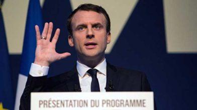 Макрон стал победителем на двух турах выборов во Франции