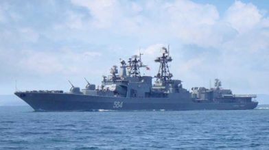Российские корабли могут свободно заплывать в порты Филиппин