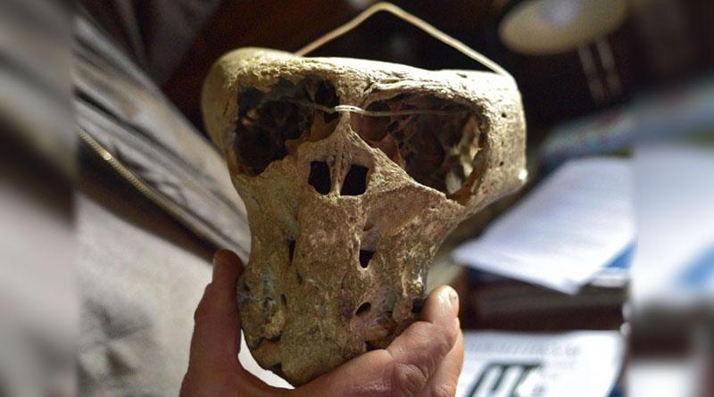 В Адыгеи были найдены следы пришельцев