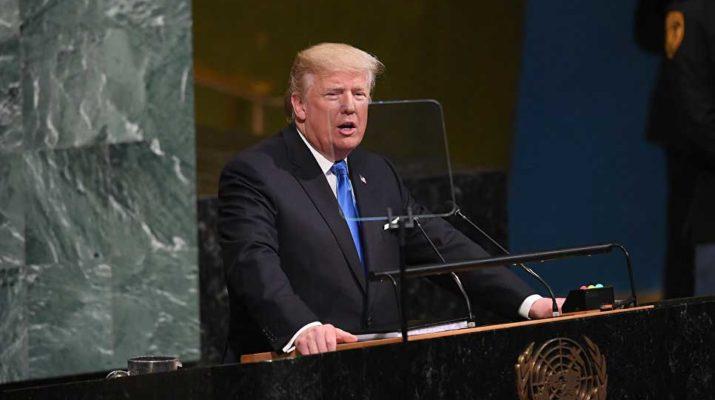 Трамп заявил о превосходстве американского оружия