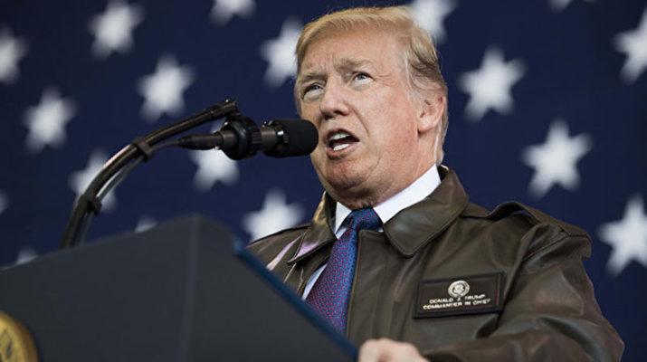 Трамп посоветовал Японии купить вооружение в США