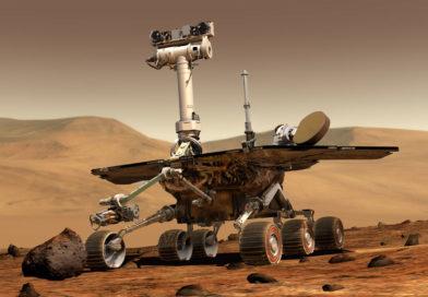 NASA обнаружили пропавший марсоход Opportunity