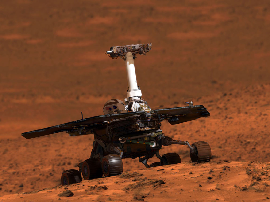 mars rover opportunity - HD1150×863