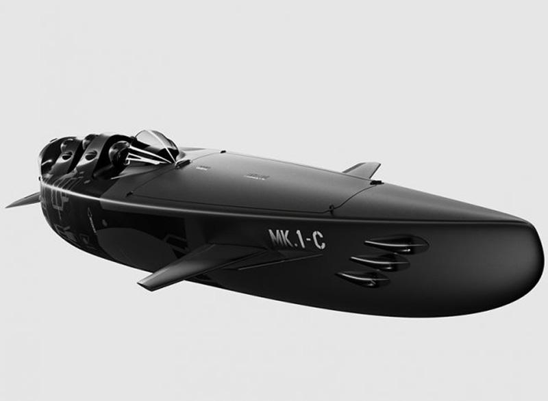 Трехместная подводная лодка MK.1-C