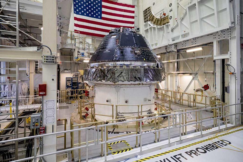NASA и Lockheed Martin создадут 12 шатлов для лунной миссии